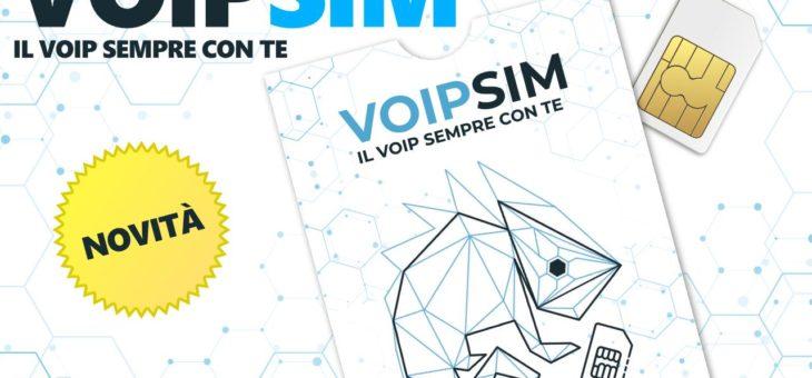 La VoipSim, il servizio SIM dati LTE di VoipVoice